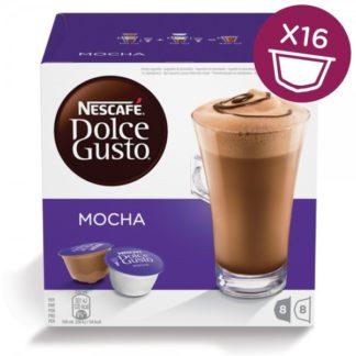 CAPSULAS CAFE DOLCE GUSTO MOCHA