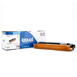 TONER IGGUAL RECICLADO BROTHER TN 241 245 AMARILLO