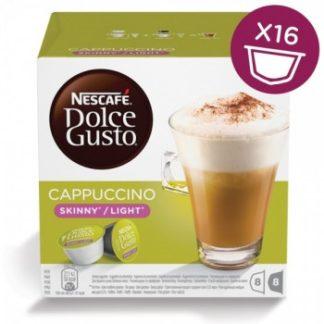 CAPSULAS CAFE DOLCE GUSTO CAPPUCCINO LIGHT