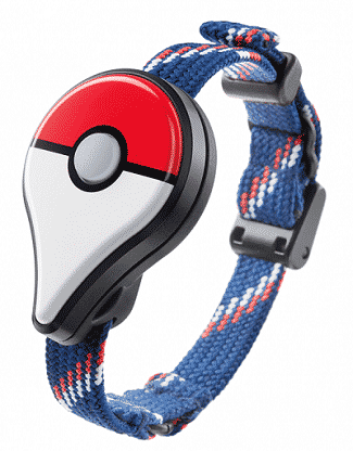 Pulsera Go-tcha para Pokemon GO