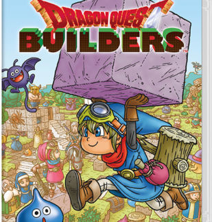 JUEGO SWITCH DRAGON QUEST BUILDER