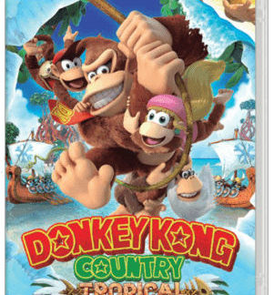 JUEGO NINTENDO SWITCH DONKEY KONG COUNTRY FREEZE