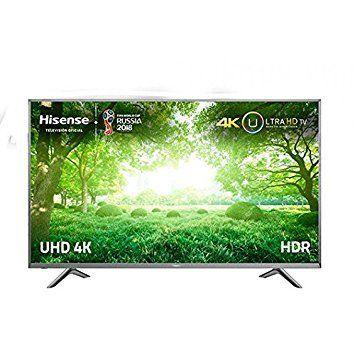 LED 60 HISENSE H60NEC5600 4K ULTRA HD SMART TV