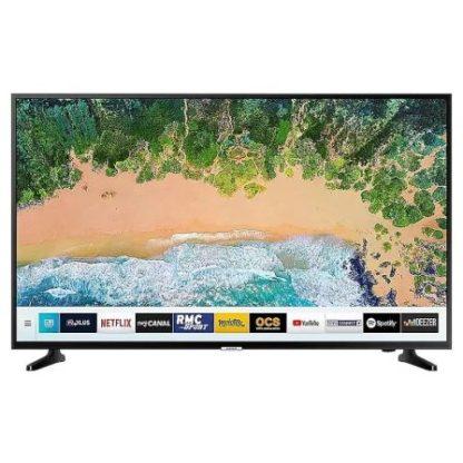 TELEVISOR LED SAMSUNG 55NU7026 - 55''/139CM - UHD 4K 3840*2160 - 1300HZ PQI - HDR 10+/HLG - AUDIO 20W - DVB-T2C - SMART TV - LAN