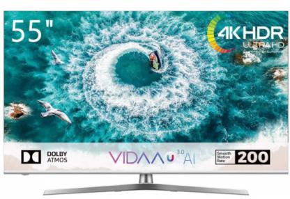 TV HISENSE 55 55U8B STV WIFI UHD ULED LOCALD SUBW