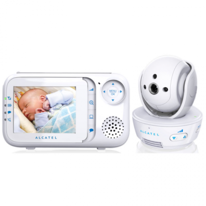VIGILA BEBES ALCATEL BABY LINK 710 LCD 2,8